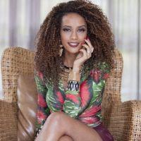 """Fue presentadora en el programa de belleza """"Superbonita da GNT"""". Foto:vía Facebook/ Taís Araújo"""