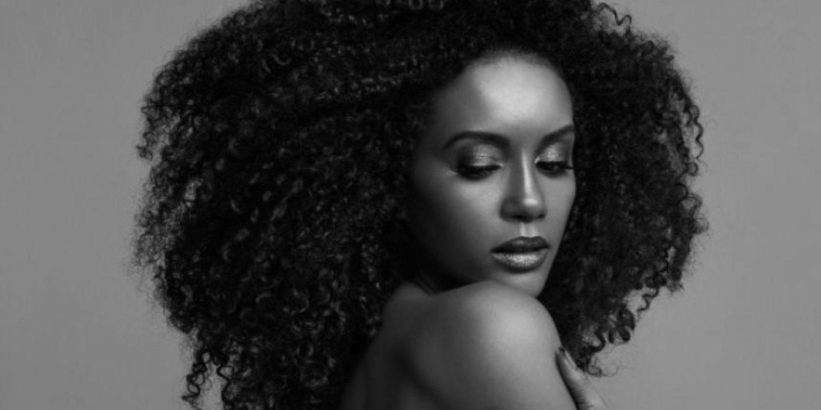 Fue elegida como una de las 50 personas más bellas del mundo. Foto:vía Facebook/ Taís Araújo