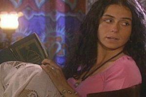 """Giovanna Antonelli era """"Jade"""", la joven brasileña y marroquí que conquistaba a """"Lucas""""."""