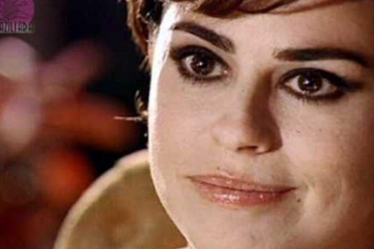 """Daniela Escobar era """"Maisa""""."""