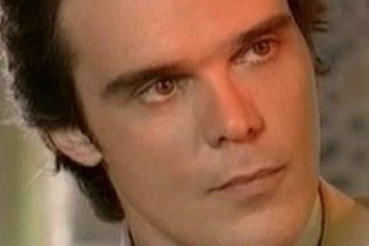 """Dalton Vigh era """"Said"""", el joven brasileño marroquí que era comerciante y esposo de """"Jade""""."""