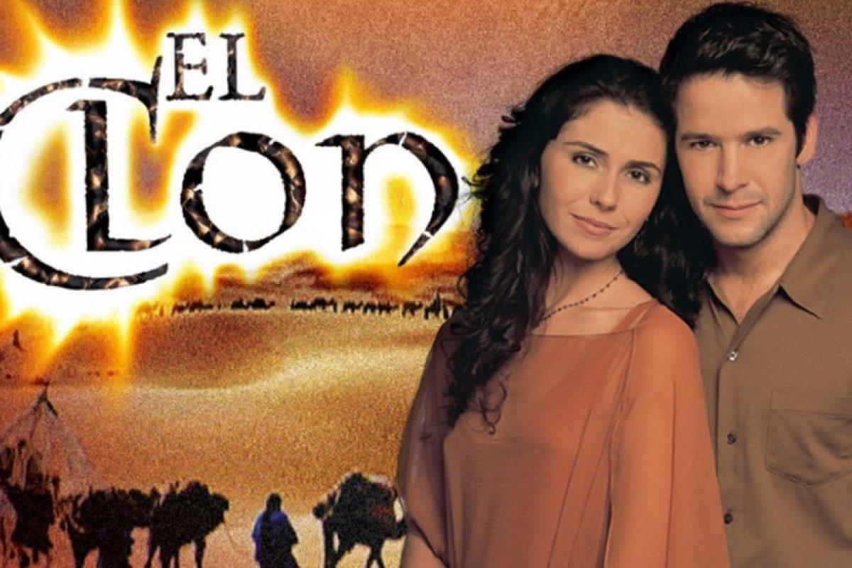 """""""El Clon"""" fue una de las novelas más exitosas de la televisión brasileña."""