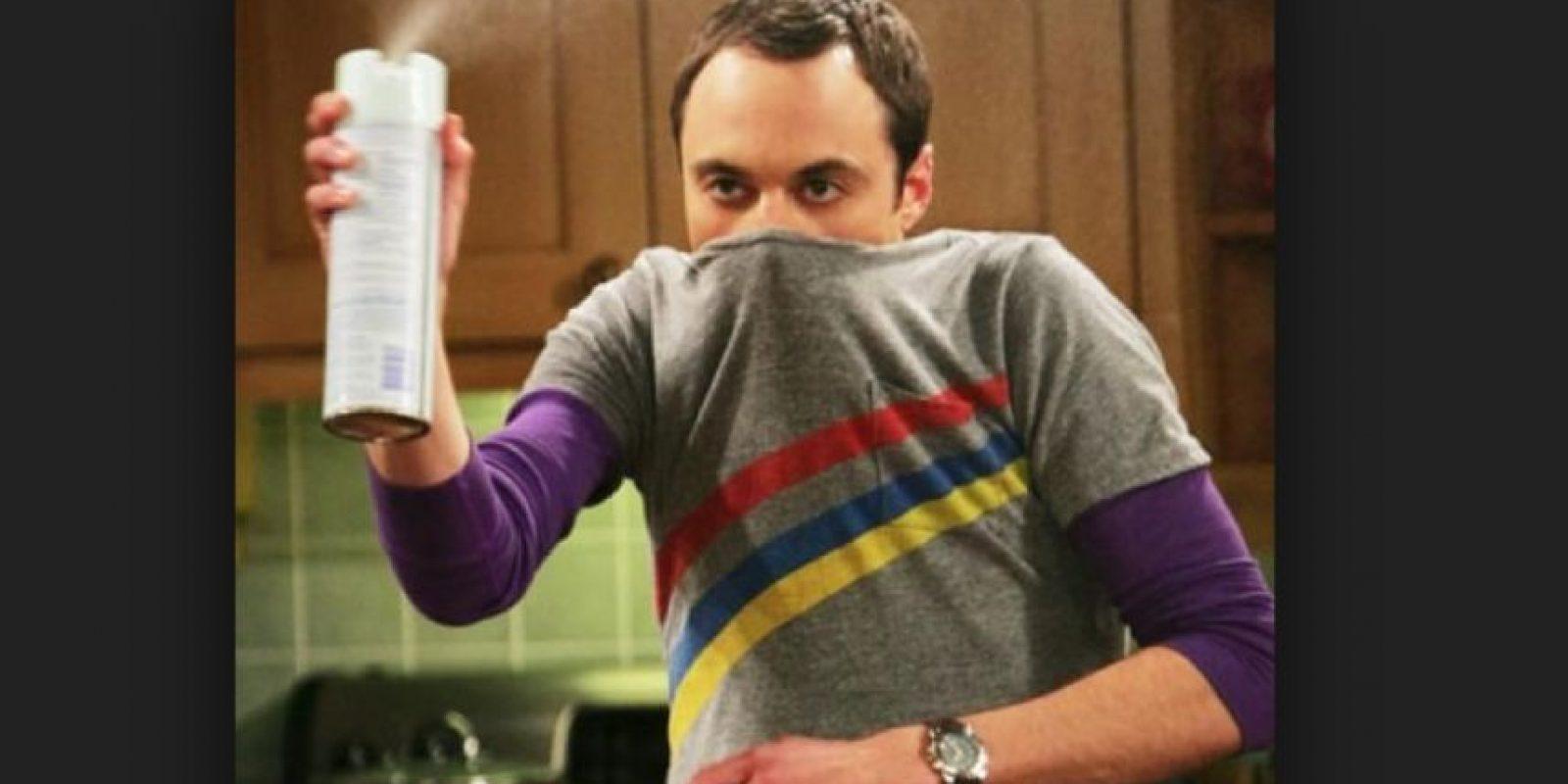 """""""Bing Bang Theory"""" y su personaje Sehldon Cooper Foto:Vía Warner Bros"""