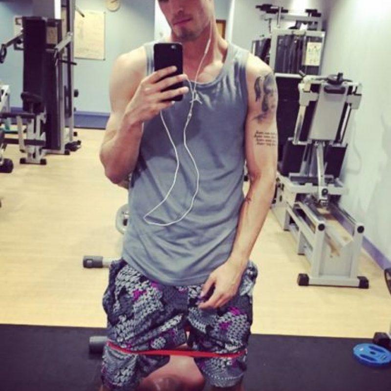 Por su físico y cualidades es comparado con su compatriota Kaká. Foto:Vía instagram.com/lpiazon