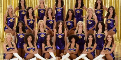 Lakers Girls Foto:NBA