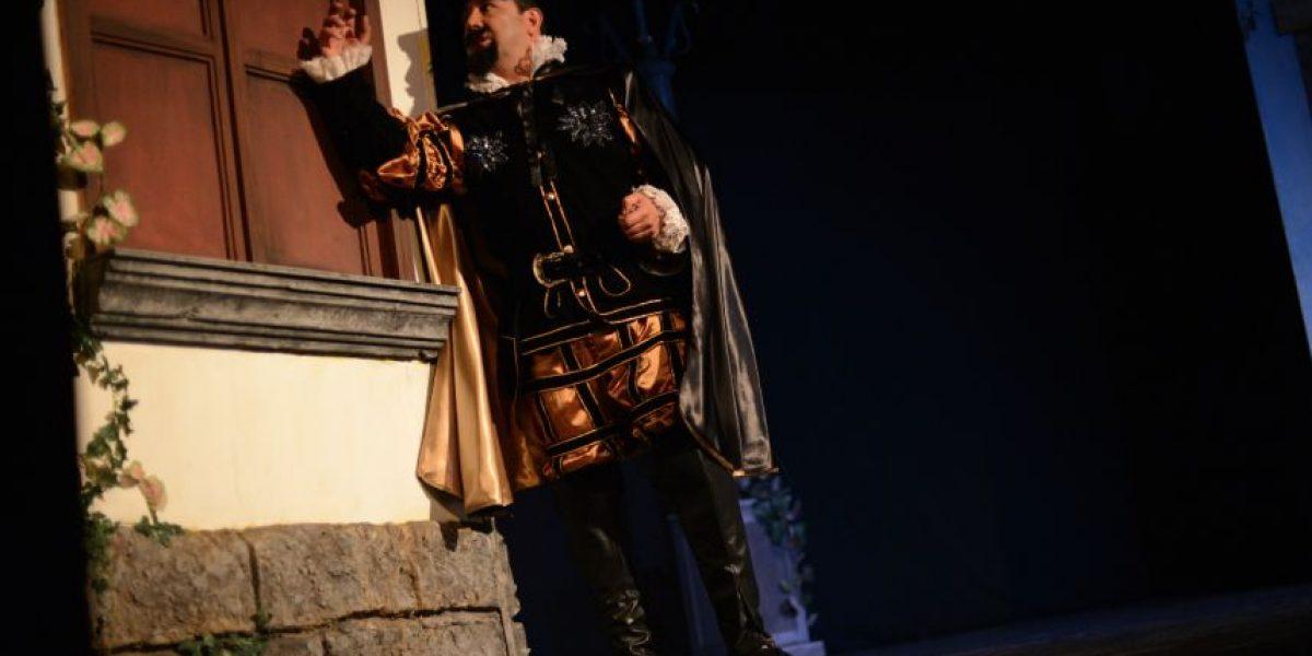Sammy Morales encarna a Don Luis Mejía, el rival de Don Juan Tenorio
