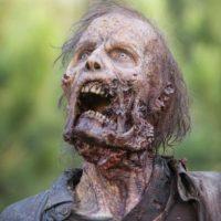 10. Los zombis no parpadean. Si hay un parpadeo en postproducción se edita. Foto:AMC