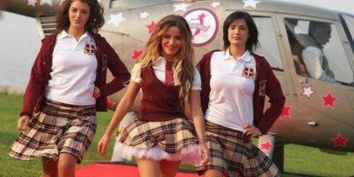 """Inició su carrera en la telenovela infantil """"Patito Feo"""". Foto:Disney"""
