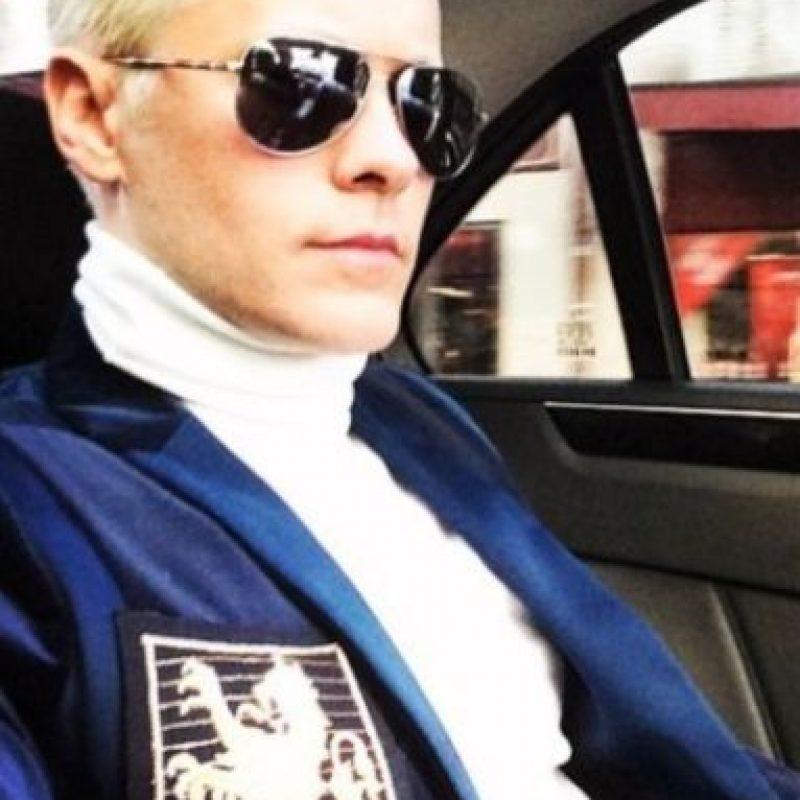 Jared Leto: Las publicaciones del cantante en Snapchat son de las más esperada. Foto:Vía instagram.com/jaredleto