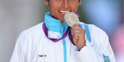 Catalogan a Erick Barrondo como héroe deportivo de Guatemala