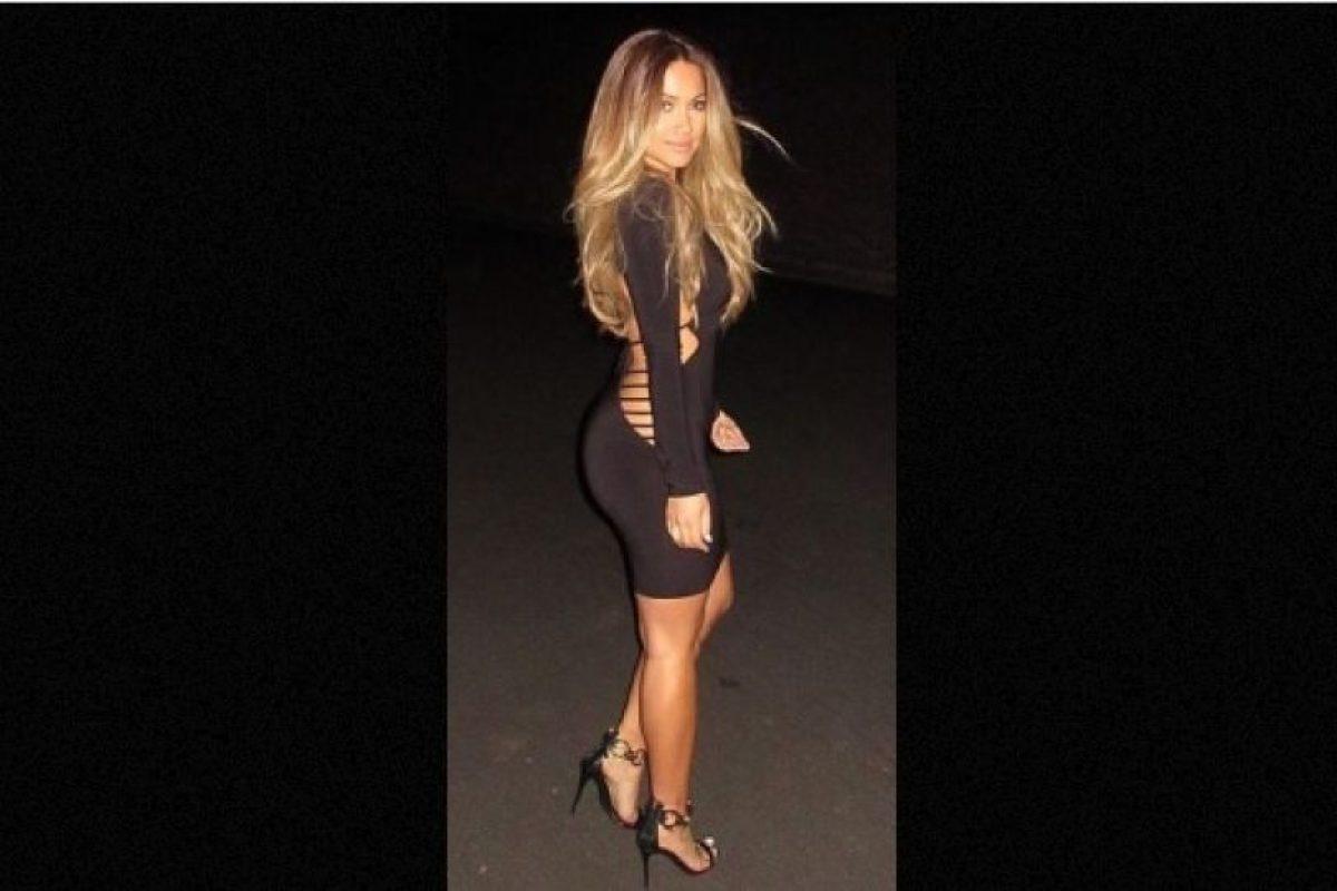 """Tiene 32 años, y gracias a su gran parecido y estilo de vestir se ha convertido en la """"hermana gemela"""" de JLo. Foto: instagram.com/jessicaburciaga/"""