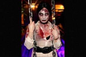 Este zombi Foto:Getty Images