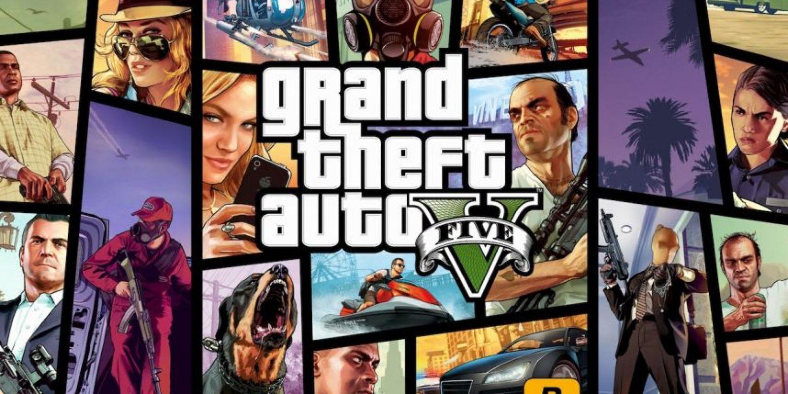 """""""GTA V"""" es un gran juego, pero puede esperar. Foto:Rockstar Games"""