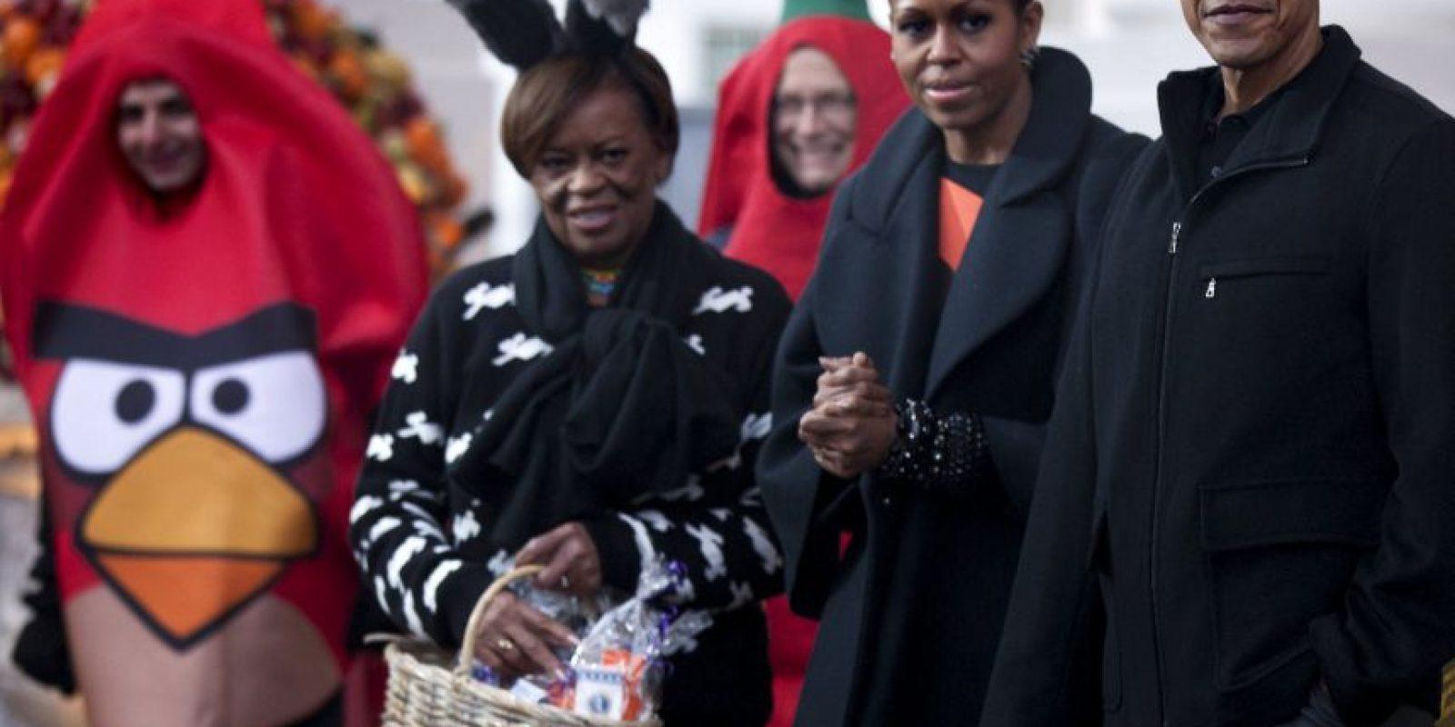 Quienes podrán convivir con la familia presidencial Foto:Getty Images