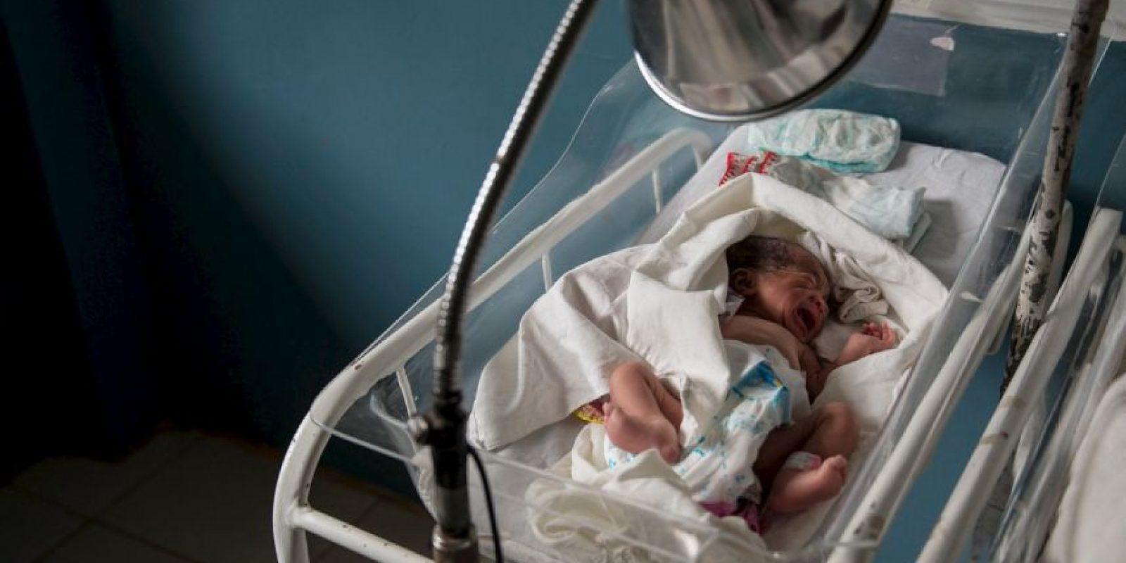 Las infecciones graves son más frecuentes en los bebés prematuros, ya que su sistema inmune no se ha terminado de desarrollar. Foto:Getty Images