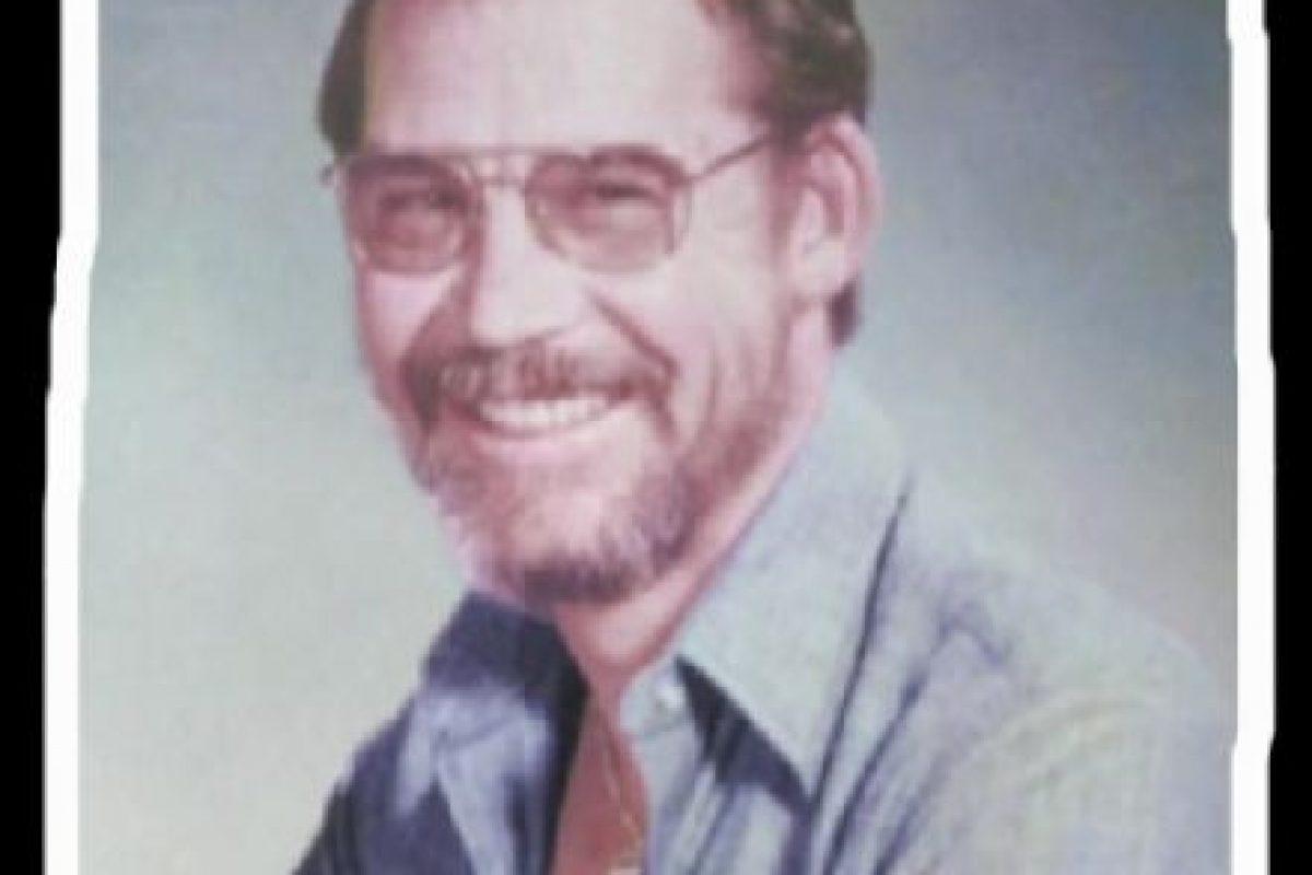 Bob Ross antes de ser famoso Foto:Imgur