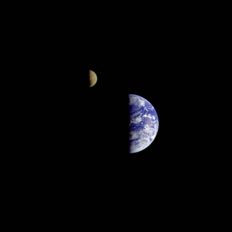 La NASA cree que se han detectado solo el uno por ciento de los 40 millones de asteroides que podrían representar una amenaza. Foto:Vía nasa.gov