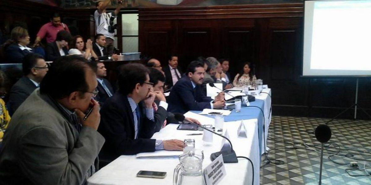 Equipo de gobierno de Jimmy Morales propone un presupuesto sin candados