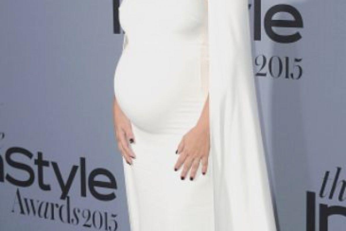 """Y recordó mucho un modelo usado por Emilia Clarke en """"Game of Thrones"""". Foto:vía Getty Images"""