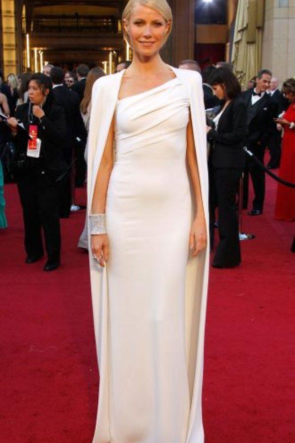El mejor modelo fue el de Gwyneth Paltrow en los Oscar. Foto:vía Getty Images