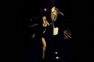 """Elvira"" en realidad es Fergie Foto:Getty Images"