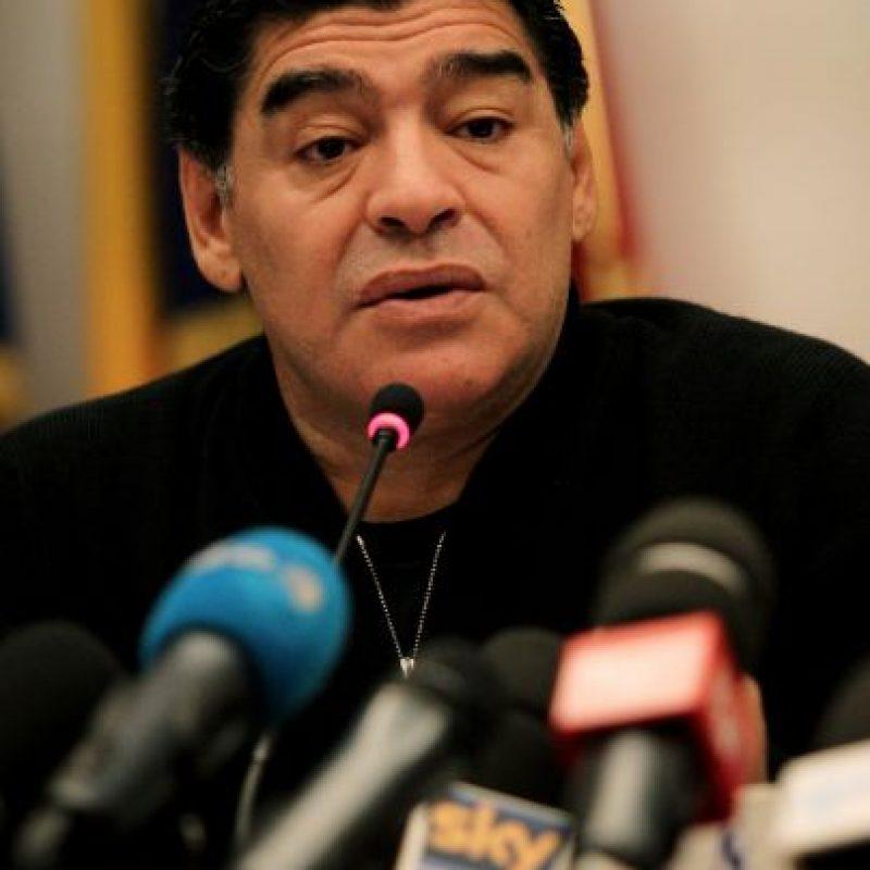Y también, asegura que buscará la Presidencia de la FIFA para 2016. Foto:Getty Images