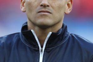"""6. Humberto Suazo / El """"Chupete"""" en si no tiene estilo de cabello, pero la cabeza rapada es similar a la de…. Foto:Getty Images"""