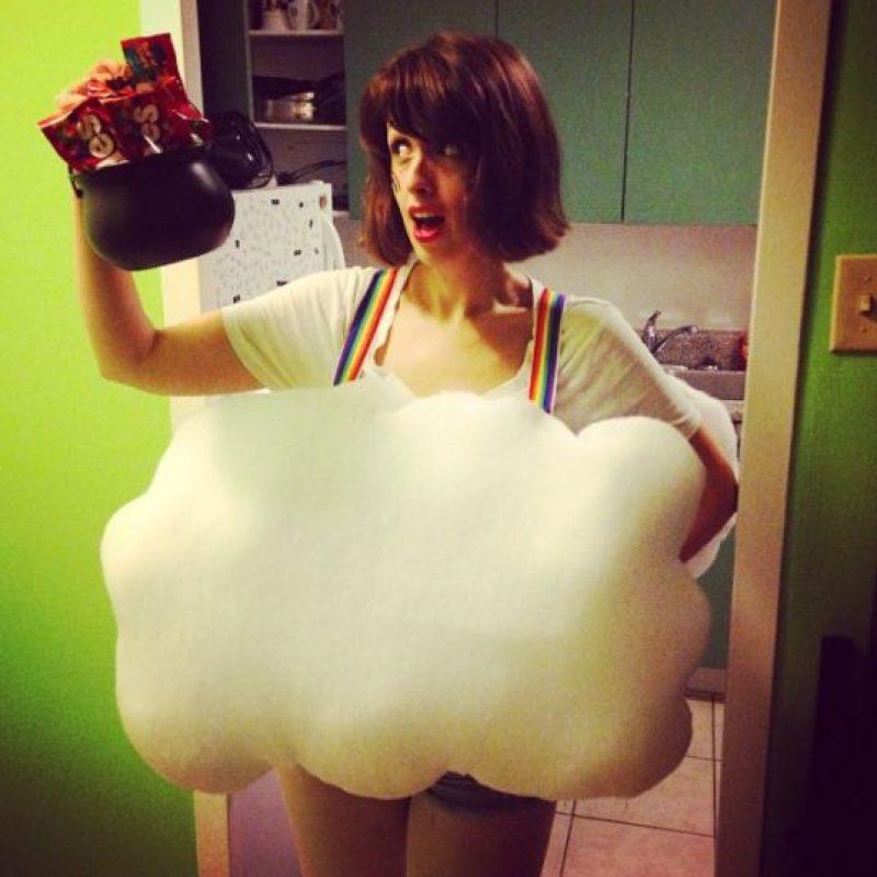 Chica de caramelos Foto:Vía Instagram @katlangdon