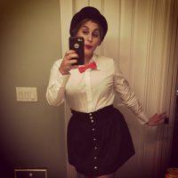 Mary Poppins Foto:Vía Instagram @peacelove_mimi