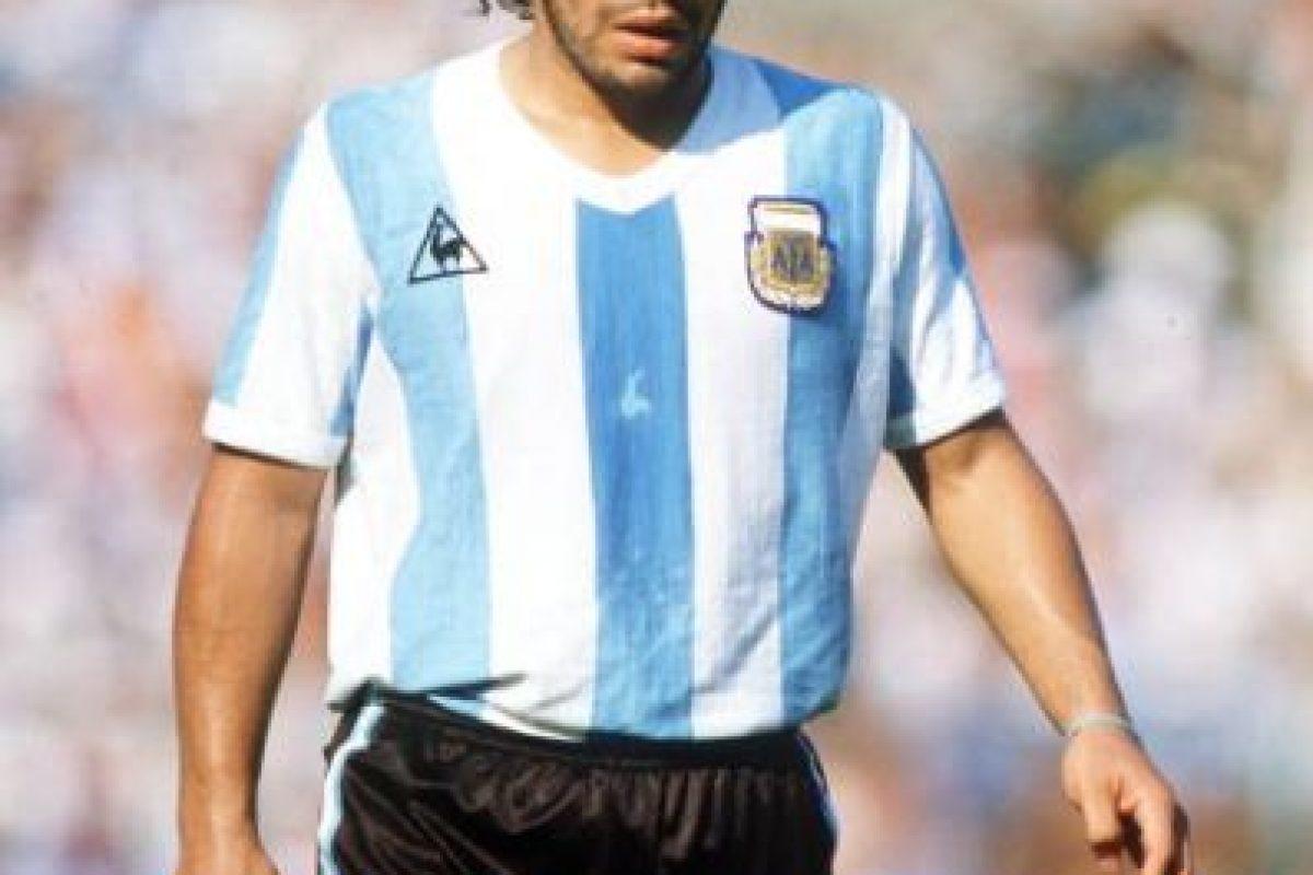 La Iglesia Maradoniana es una religión fundada con el objetivo de rendirle culto a Diego Maradona. Foto:Getty Images