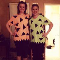 Pebbles y Bam Bam Foto:Vía Instagram @chelseymg
