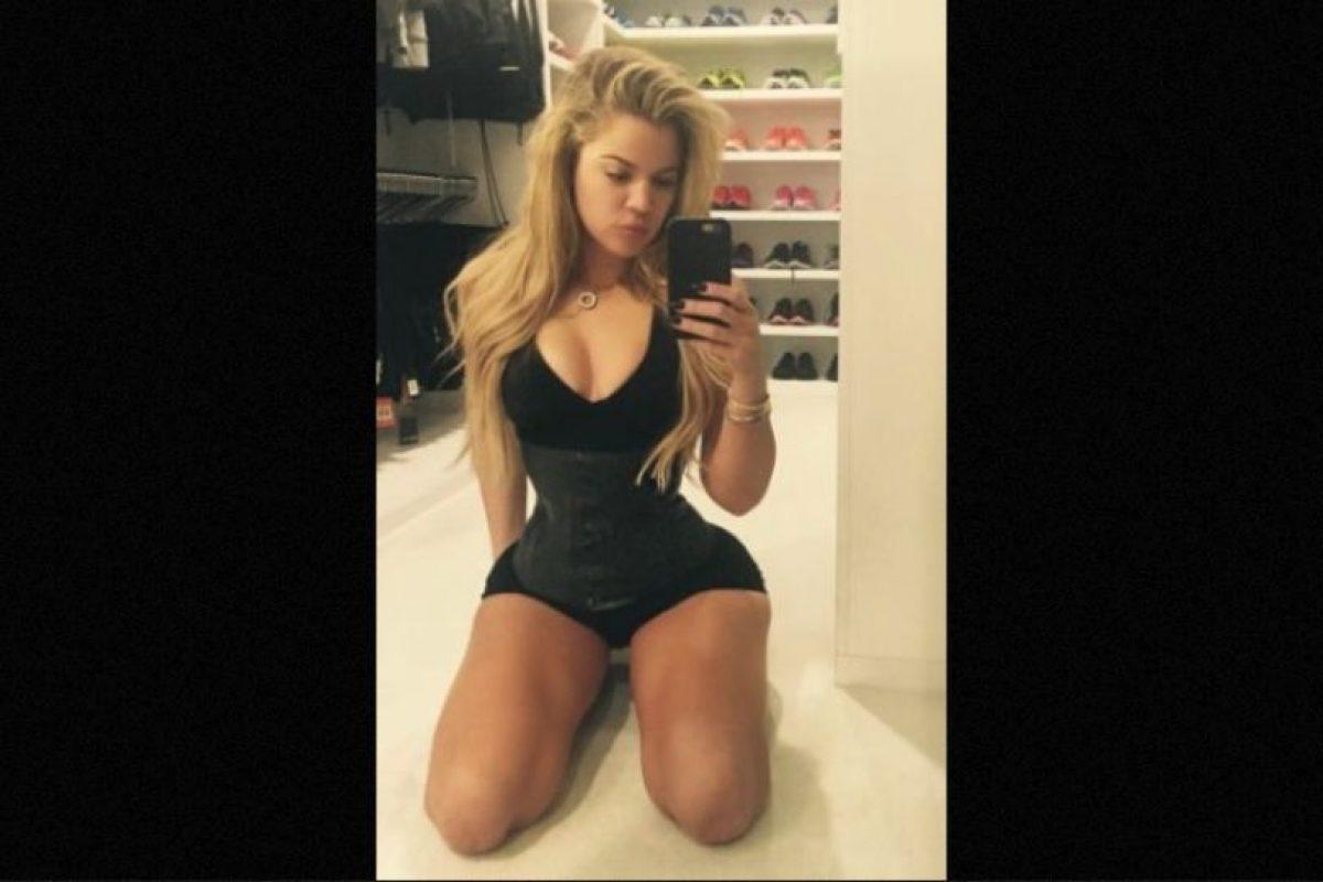 Khloé ha aclarado públicamente que pese a haber cancelado su divorcio de Lamar, ella no ha retomado su relación con su exesposo. Foto:Instagram/KhloeKardashian