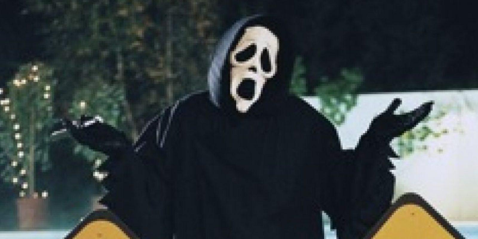 """""""Una película de miedo"""". Foto:vía Netflix"""