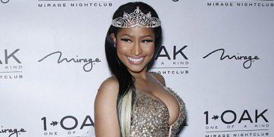 EN IMÁGENES. Nicki Minaj se convierte en el hada más sensual y provocativa