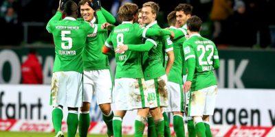 BUNDESLIGA: Werder Bremen vs. Borussia Dortmund en Weserstadion Foto:Getty Images