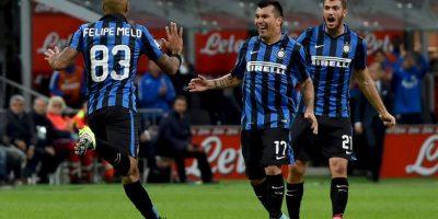 SERIE A: Inter de Milán vs. Roma en el Estadio Giuseppe Meazza Foto:Getty Images