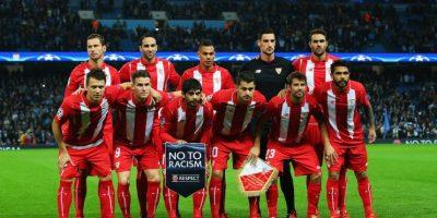 LIGA BBVA: Sevilla vs. Real Madrid en el Estadio Ramón Sánchez Pizjuán Foto:Getty Images