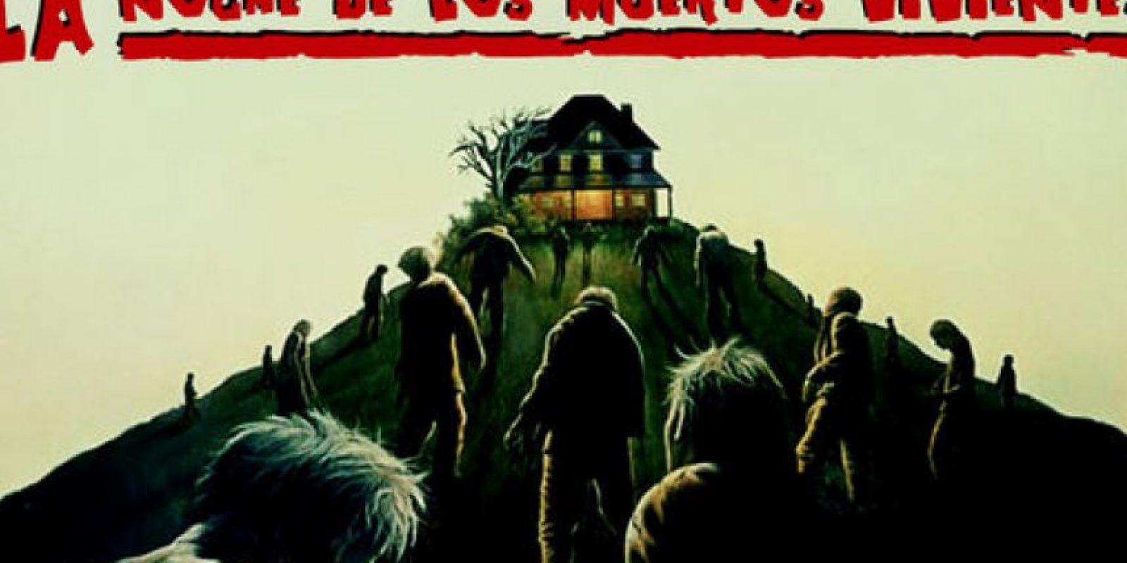 La noche de los muertos vivientes. Foto:vía Netflix