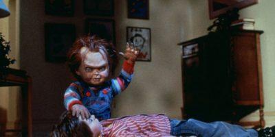 """""""Chucky el muñeco diabólico"""". Foto:vía Netflix"""