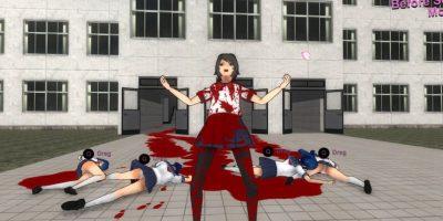 El juego no está completo, pero ya está disponible para ser jugado en su página: yanderedev.wordpress.com Foto:YandereDev
