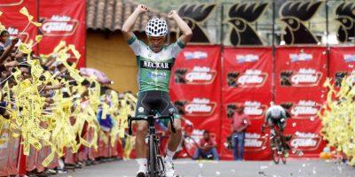 Villalobos destronó a Rodas y es el nuevo líder de la Vuelta