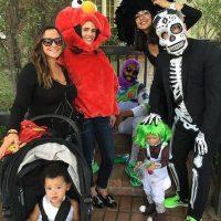 Jordana Brewster y su familia Foto:Instagram.com
