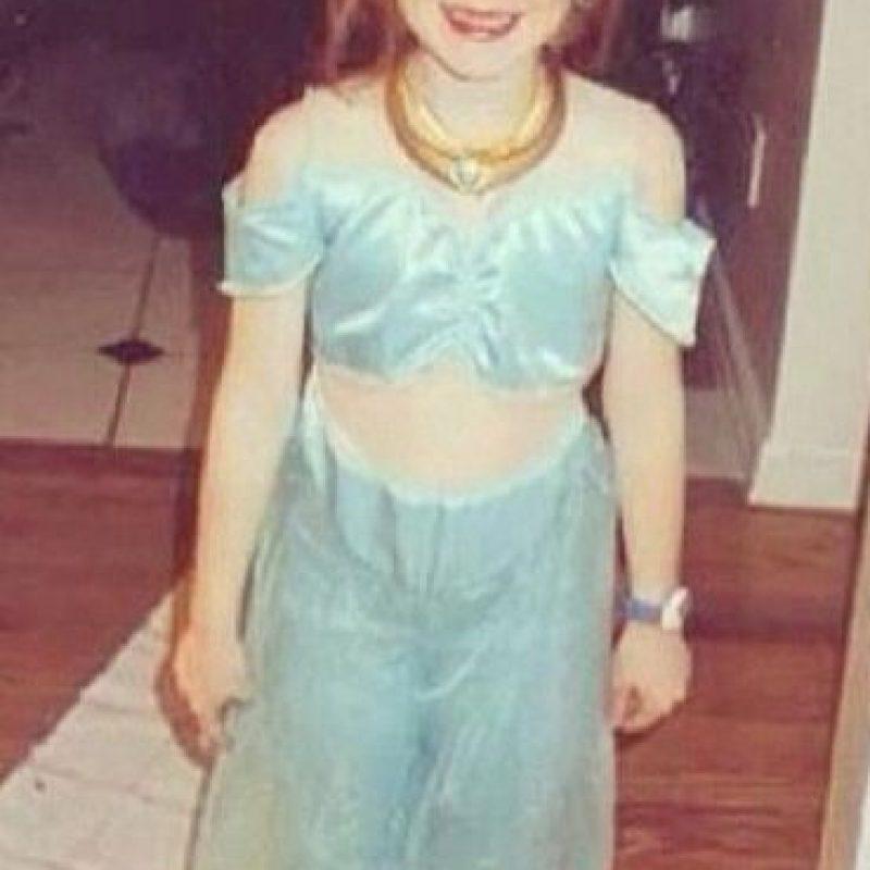 """Desde pequeña se ganó el corazón del público con películas como """"Juego de Gemelas"""" Foto:vía instagram.com/lindsaylohan"""