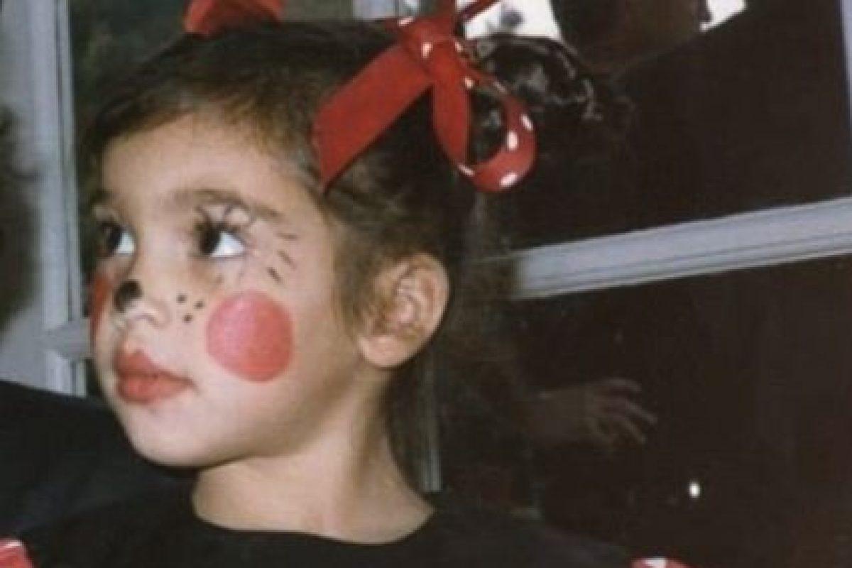 Y es una de las estrellas más polémicas del momento. Foto:vía instagram.com/kimkardashian