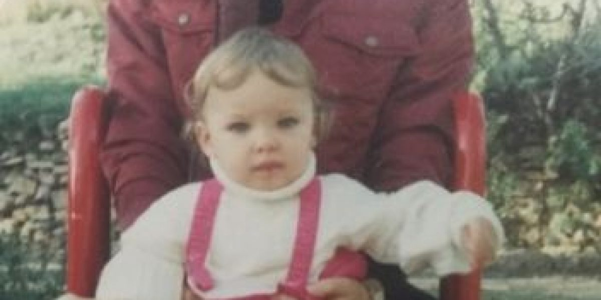 Así se veía Belinda antes de ser la estrella de las telenovelas infantiles