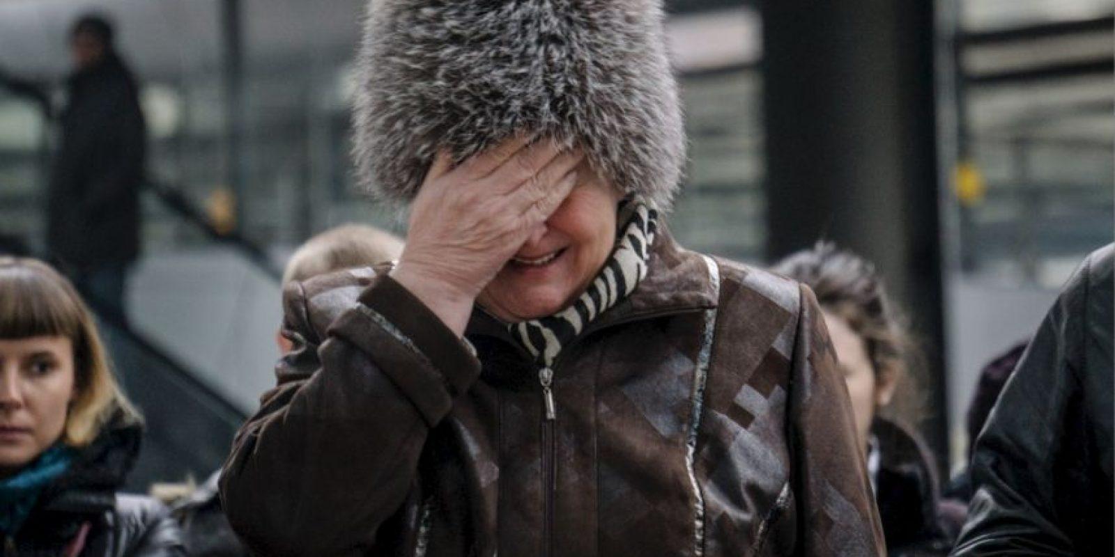 No se reportaron sobrevivientes Foto:Getty Images