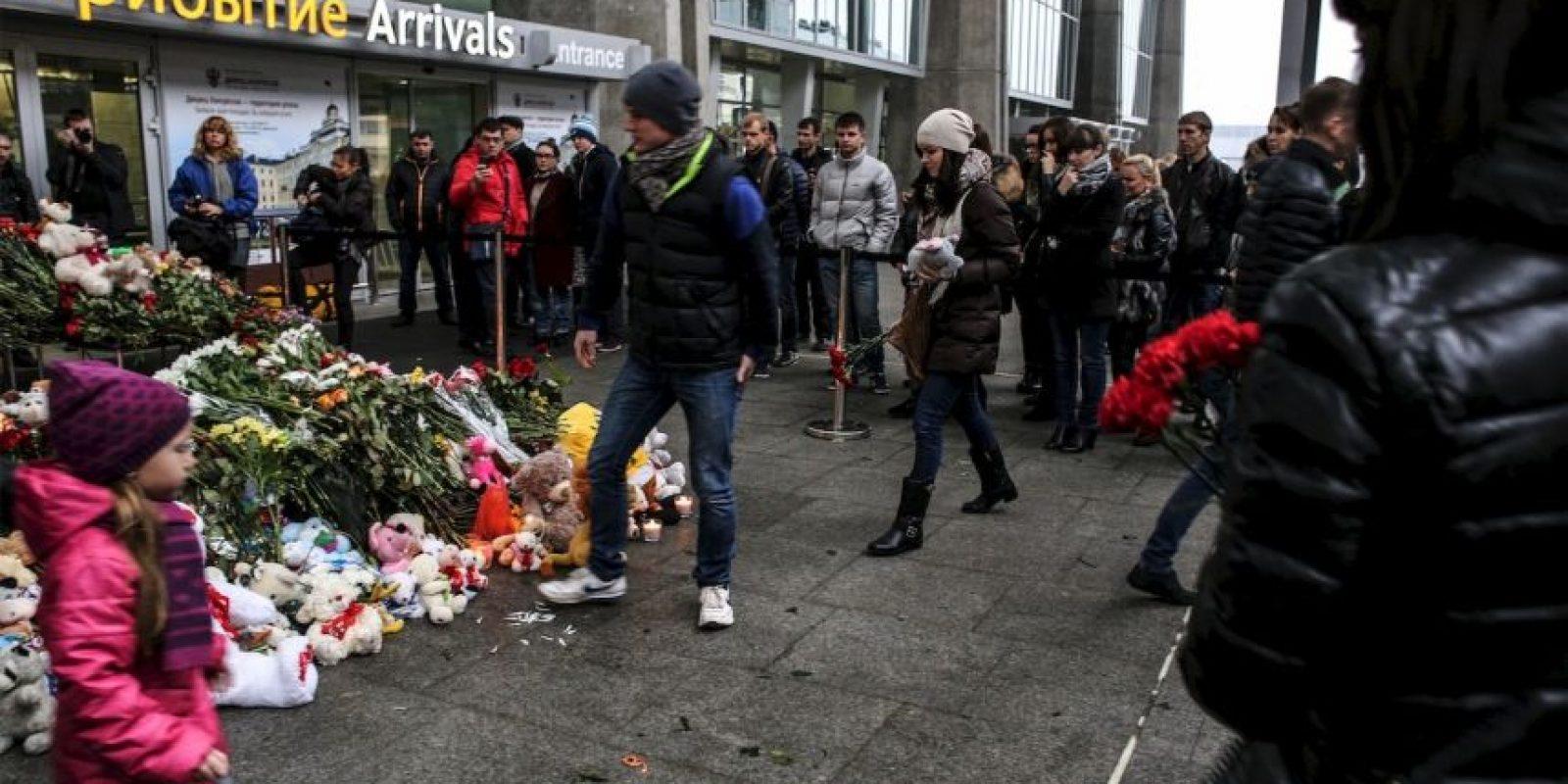 El avión tenía 18 años al momento de su accidente Foto:Getty Images