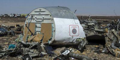 Su número de vuelo era KGL 9268 de la aerolínea Kogalymavia Foto:AFP