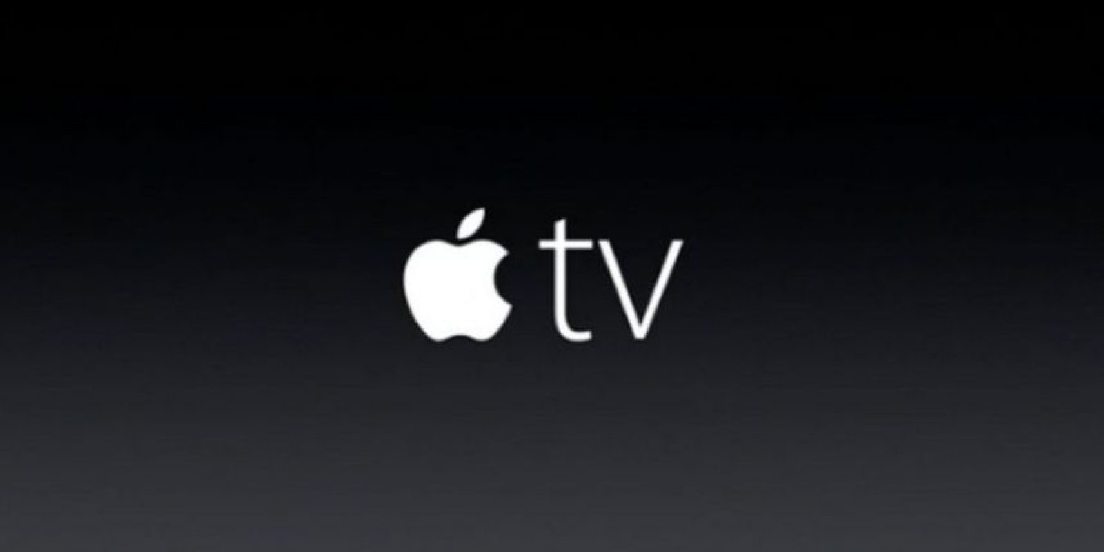 Apple TV permite reproducir contenido multimedia. Foto:Apple