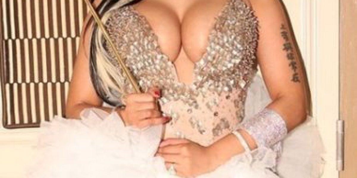 Nicki Minaj levanta polémica por burlarse de una mujer en silla de ruedas
